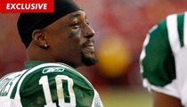 NY Jets Star Santonio Holmes -- DESTROYS $175k Tax Problem
