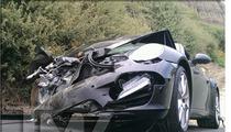 Hayley Orrantia Car Crash