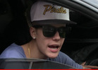 Justin Bieber -- Commits Vicious Egg Attack on Neighbor's House ... Cops Called