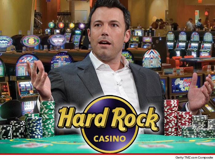 Ben Affleck Kicked Out Hard Rock Casino