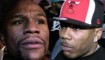 Nelly -- FLOYD MAYWEATHER IS NOT MY FRIEND ... But He Tried to Bang My Ex