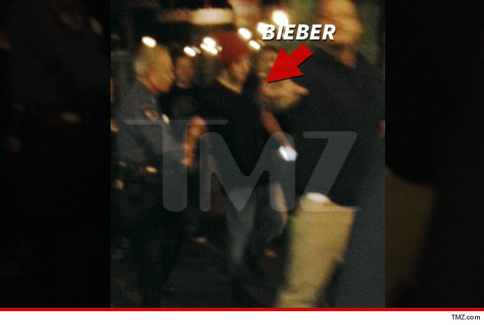 Justin Bieber Robbery