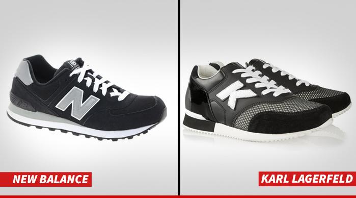 Terrorist New Balance Shoe
