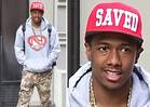 Nick Cannon -- I've Been Saved ... From Mariah Carey