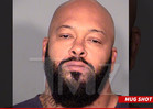 Katt Williams and Suge Knight -- Arrested for Stealing From Female Pap