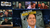 Mark Cuban Jury Duty -- Reveals Jurors On Instagram