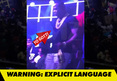 T.I. & Jeezy -- Gunshots and Chaos at NC Party