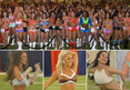 Houston Texans Cheerleaders -- Hot Hopefuls Twerk It Out ... For Spot On The Squad