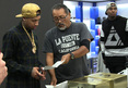 Tyga -- Sneaker Release Party RUINED By Sneaky Process Server (VIDEO)