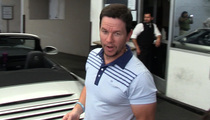 Mark Wahlberg -- $250k Bet w/ Diddy Is REAL ...  Money's In Escrow
