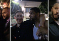 Tim Duncan -- Carries Drunk Teammate Onto Team Bus ... After Hollywood Rager