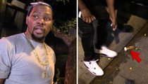 Kevin Durant -- Oops, There Goes the Weed!!! (VIDEO)