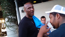 Lamar Odom -- He's Saying There's Still a Chance ... Khloe's Still My Girl!