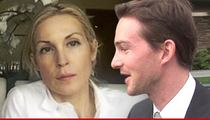 Kelly Rutherford -- Not So Fast ... Custody Victory Hits Snag