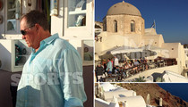Bill Belichick -- All Greece'd Up ... During Tom Brady's Appeal (Pics)