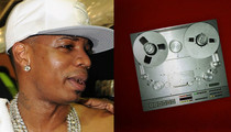 Plies 911 Caller -- Imma Get My Shotgun ... These Rastas Are Armed!! (AUDIO)