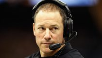 NFL Coach Aaron Kromer -- Charges Dropped in