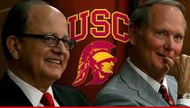 USC President -- WE'RE NOT FIRING PAT HADEN