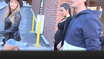 Scottie Pippen's Wife -- Daisy Dukin' It with Kim K ... Too Much Ass??