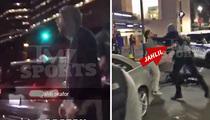 NBA's Jahlil Okafor -- STREET FIGHT ... KO's Man In Boston (Video)