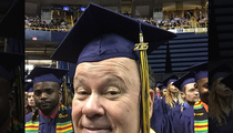 'Saved By The Bell' -- Mr. Belding Graduates!!