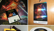 'Star Wars: The Force Awakens' -- Premiere Swag Up for Grabs on eBay (PHOTOS)