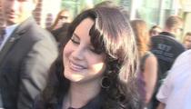 Lana Del Rey -- Malibu Stalker Wacked Out on Drugs ... Gets Jail Time