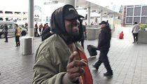 Kanye West -- Nike Can't Buy Me! All About Adidas, Fam (VIDEO)