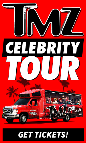 TMZ TOUR - HOLLYWOOD