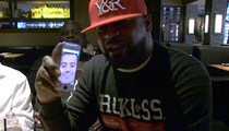 Wu Tang's Ghostface Killah -- The Guy Who Bought Our Album Is a Wonky Michael Jackson!