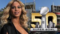 Beyonce's Boobs -- Super Bowl Prop Bet ... Cleavage Or Nah?