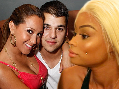 Adrienne Bailon Opens Up on Her Love for Rob Karadshian: Look Out, Chyna!