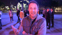 'Bachelor' Host Chris Harrison -- Lauren B's 'Engagement' Ring Is a Total Laugher!! (VIDEO)