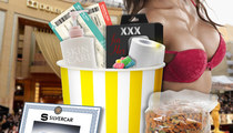 Oscars Gift Bag -- $200k Worth of Vacays, Sex Toys and Toilet Paper!