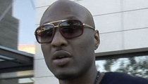 Lamar Odom -- Miraculous Recovery ... He's Back!!!