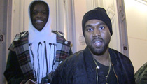 Kanye West -- Fresh for Less ... The New Yeezy Motto (VIDEO)
