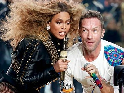 Chris Martin Opens Up on Working w/Beyonce -- & This Sounds TERRIBLE ... Poor Guy