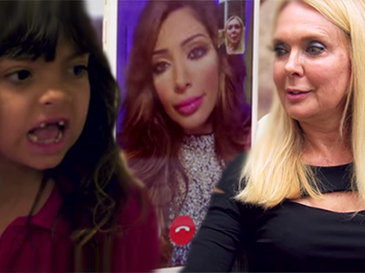 Farrah Abraham's Gone TOO FAR: This Behavior Shows That She's the Worst Mother AND Daughter