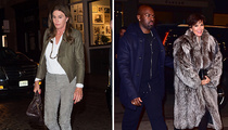 Caitlyn and Kris -- 22 Years After Vacationing with O.J. and Nicole (PHOTO)