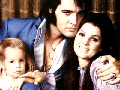 WOW! Elvis' Granddaughter Looks SO MUCH Like Him -- You Gotta See These Pics!