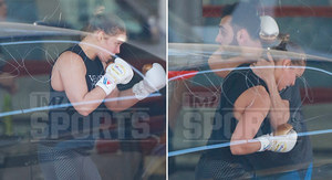 Ronda Rousey -- I'M FIGHTING AGAIN!!! (PHOTOS)