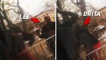 'Mob Wives' Drita D'Avanzo Beat Down Caught on Camera
