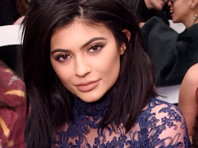 Kylie Wore WHAT to Support Tyga In NYC? Check Out Her See-Through Catsuit!