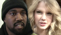 Kanye West, Taylor Swift -- Each Accuses the Other ... You're a Liar!!!