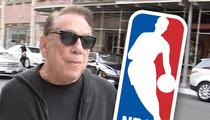 Donald Sterling -- Court Shoots Down $1 Billion Lawsuit Against NBA