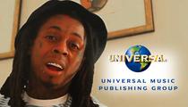 Lil Wayne -- Universal's Screwing Me to Pay Off Birdman's Debt