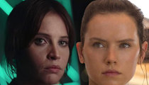 'Star Wars' -- Who Is Rey's Mom? Big Money Hint Uncovered