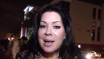 Chyna -- Dead for Days ... No Sign of Suicide