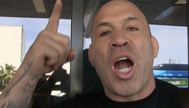 Wanderlei Silva -- I'M AN AMERICAN CITIZEN NOW ... And I'm Gonna Save Brazil!! (VIDEO)