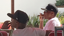 Jay Z -- I'm Puff Daddy Through All the Becky Buzz (PHOTO)